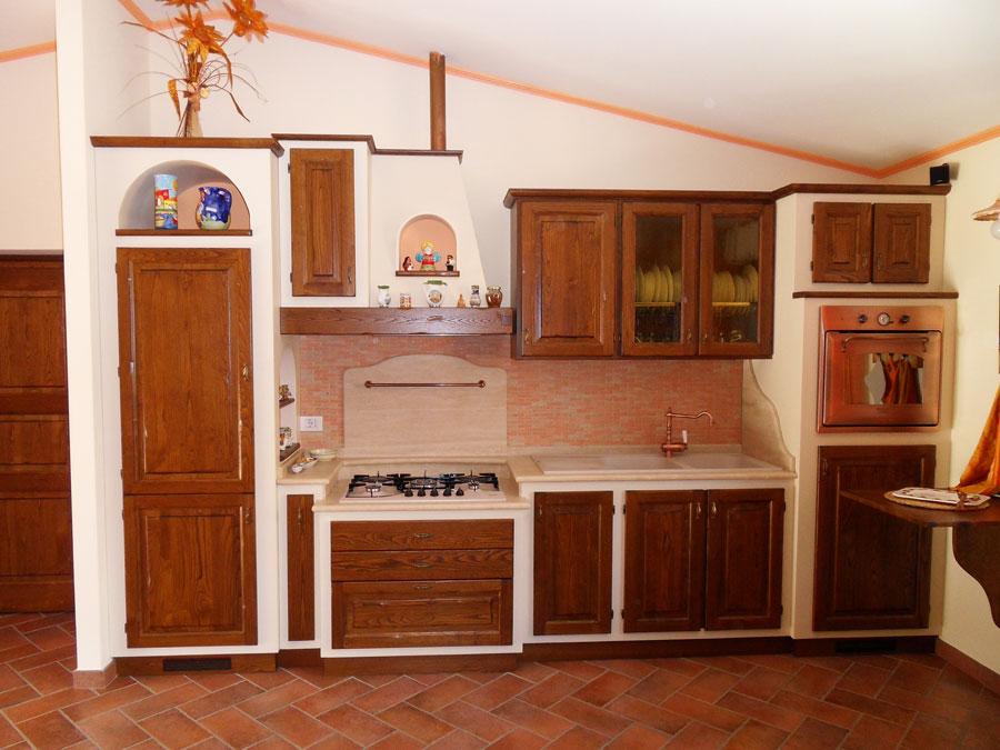 Misure Cucine In Muratura. Cucina Con Gola In Laminato D Cucine A ...