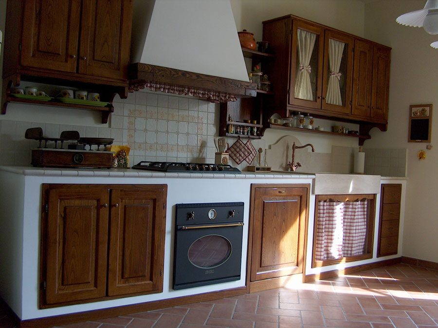 Beautiful Pensili Per Cucina In Muratura Photos - Skilifts.us ...
