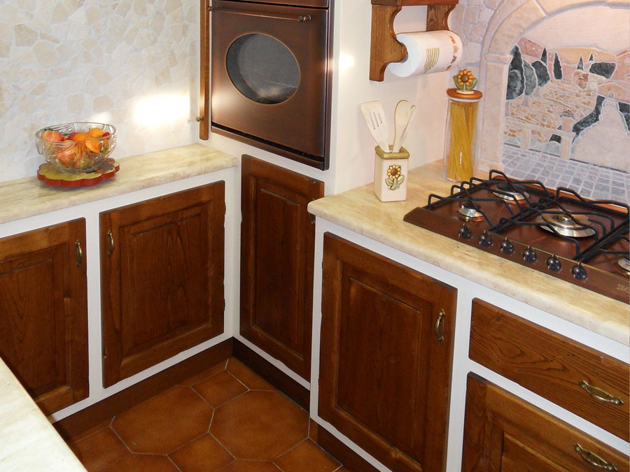 Vasca con box - Cucine in piccoli spazi ...