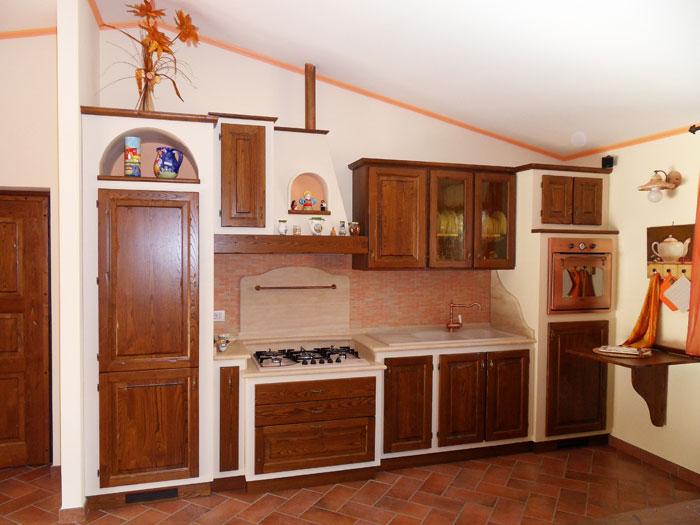 Cucine Arredamento Toscana.F A T Falegnameria Artistica Toscana Cucine Su Misura